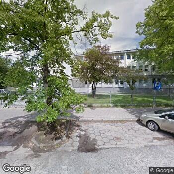 Widok z ulicy Centrum Medyczne Górna