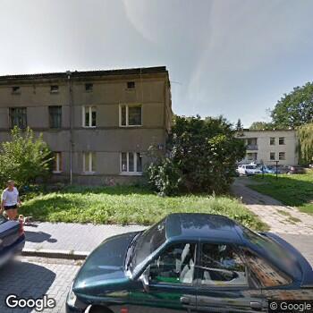 Widok z ulicy Specjalistyczny ZOZ 'fel-Med'