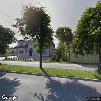 Widok z ulicy Prywatny Gabinet Ginekologiczno-Położniczy w Zduńskiej Woli Alfredy Kęsy