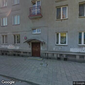 Widok z ulicy Prywatny Gabinet Stomatologiczny Elżbieta Sabela