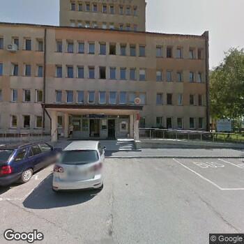 Widok z ulicy Szpital Powiatowy im. L.Rydygiera