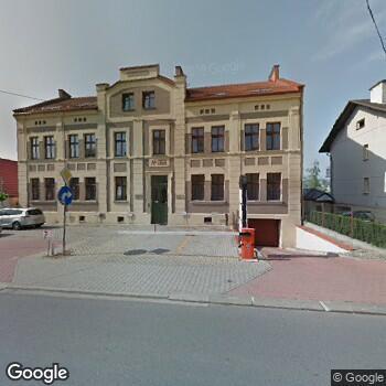 Widok z ulicy Euro-Med