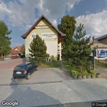 Zdjęcie z ulicy Centrum Medyczne w Dobrej