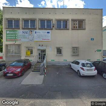 Zdjęcie budynku NZOZ Medical Center