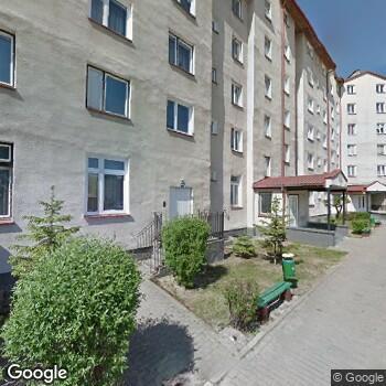 Widok z ulicy Przychodnia Lekarska Tomasz Bednarski