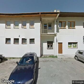Widok z ulicy Gabinet Ginekologiczny Paweł Hadrowicz