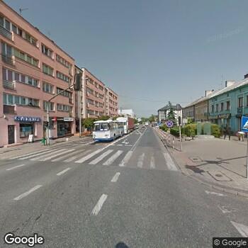 Widok z ulicy Gabinet Laryngologiczny Lidia Filipowska - Kot