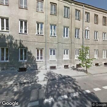 Zdjęcie z ulicy Centralny Szpital Kliniczny MSWiA w Warszawie