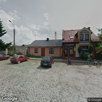 Widok z ulicy Dental-Med Joanna Stępień