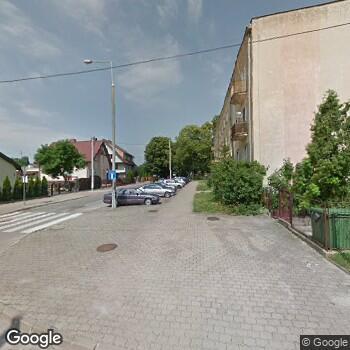 Widok z ulicy SPZOZ