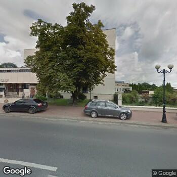 Zdjęcie z ulicy SPZOZ w Siedlcach