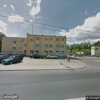 Zdjęcie z ulicy SPZZOZ w Ostrowi Mazowieckiej