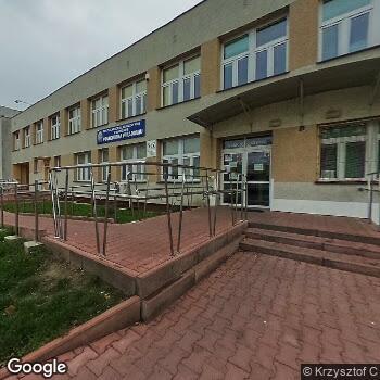 Widok z ulicy Centralny Szpital Kliniczny MSW