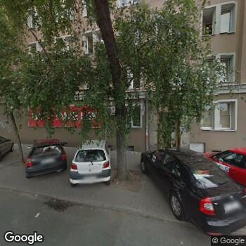 Zdjęcie budynku Centrum Medyczne Polskiego Związku Głuchych