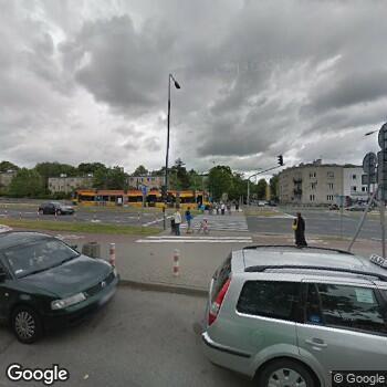 Zdjęcie z ulicy Centralny Szpital Kliniczny MSW w Warszawie