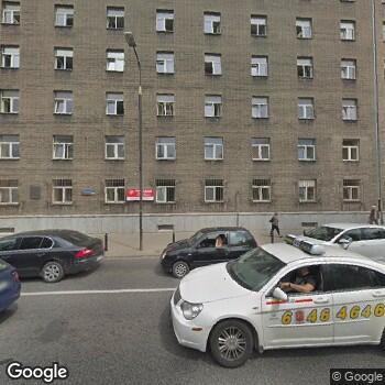 """Zdjęcie budynku Centralna Wojskowa Przychodnia Lekarska """"Cepelek"""" SPZOZ"""