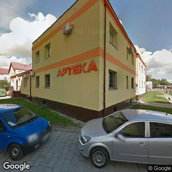 Widok z ulicy Grupowa Praktyka Lekarzy Rodzinnych