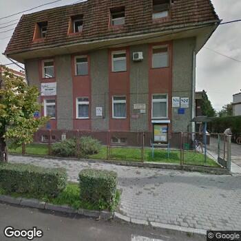 Widok z ulicy Praktyka Lekarska Chodara-Miklus Róża Miklus Kazimierz