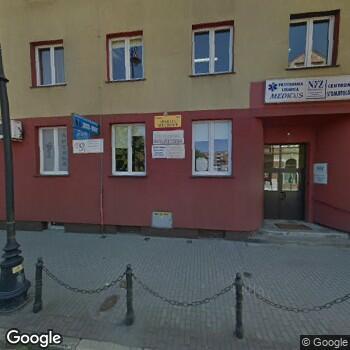 Zdjęcie z ulicy NZOZ Centrum Stomatologiczne - Prudnik