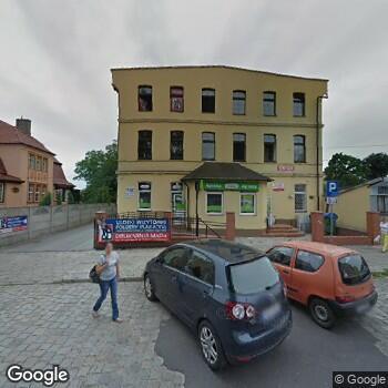 Widok z ulicy Gabinet Stomatologiczny - Anetta Bendzera