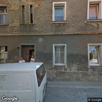 Widok z ulicy Specjalistyczna Praktyka Stomatologiczna-L.Nocek-Dugiełło