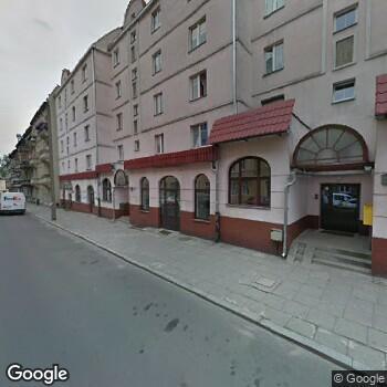 Widok z ulicy Praktyka Stomatologiczna - K.Galas