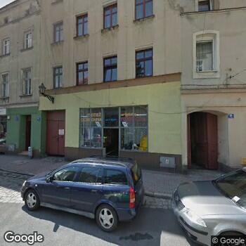 Widok z ulicy Prywatny Gabinet Dentystyczny Wiktor Naumik