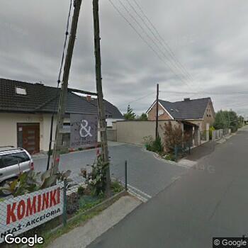 """Zdjęcie z ulicy """"Megamed"""" - Oddział w Borkach"""