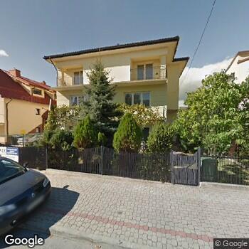 Widok z ulicy Specjalistyczny Gabinet Dermatologiczny Małgorzata Krasoń