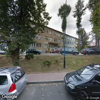 Zdjęcie z ulicy Szpital Specjalistyczny w Brzozowie Podkarpacki Ośrodek Onkologiczny im. Ks. B. Markiewicza