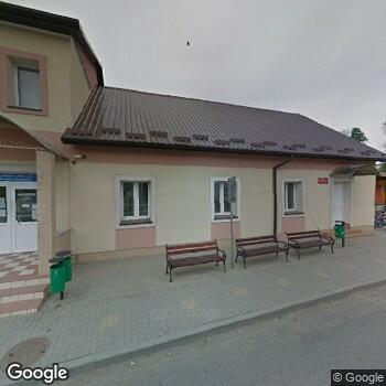 Widok z ulicy Samodzielny Publiczny Gminny ZOZ